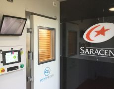 Saracens cryotherapy