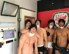 CryoAction for sports