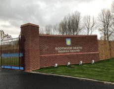 Bodymoor Heath training ground