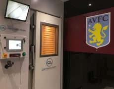Cryotherapy for Aston Villa FC
