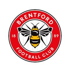 badge Brentford FC