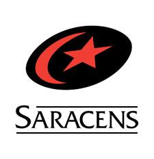 badge Saracens