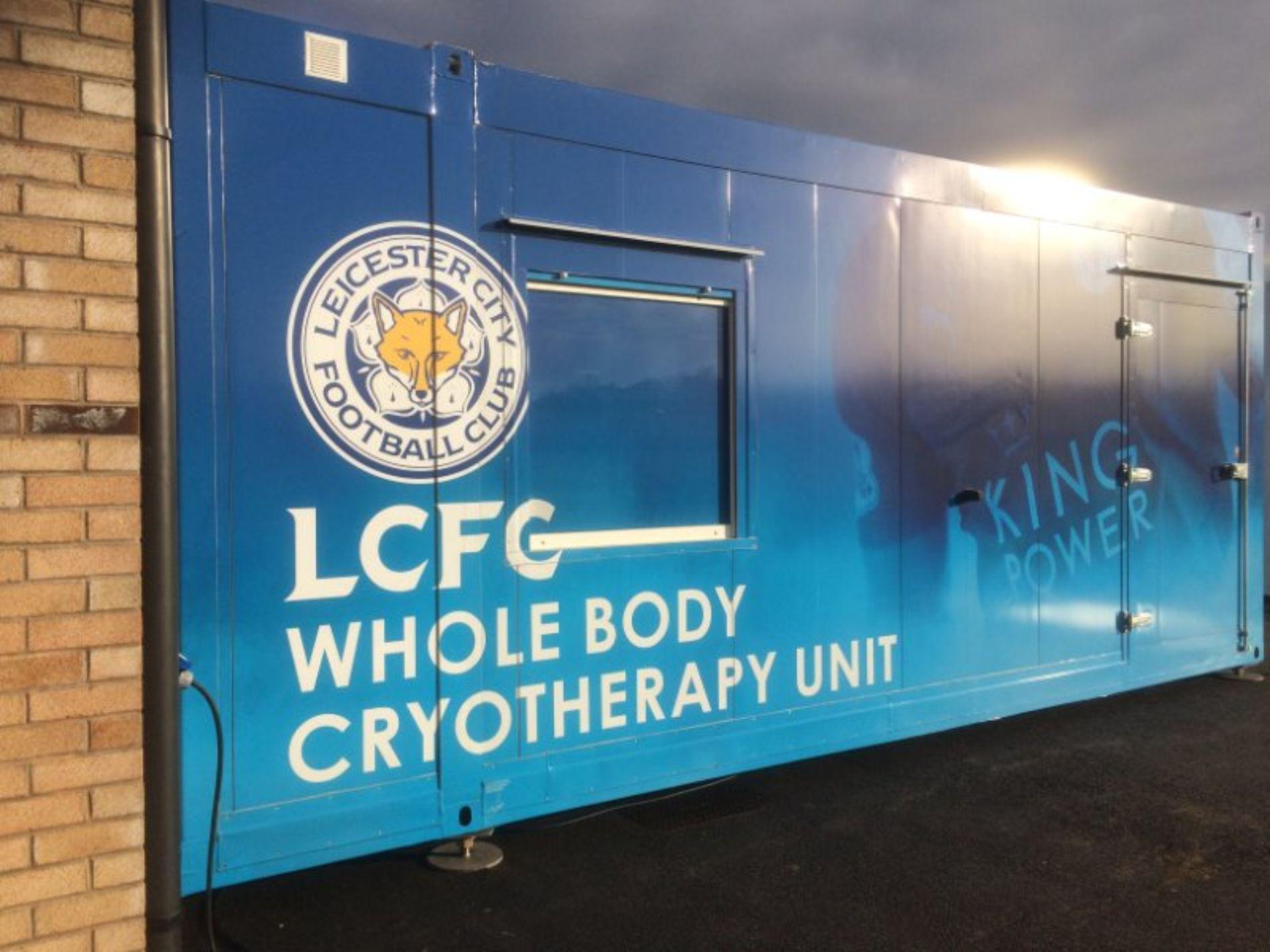 LFC whole body cryotherapy unit