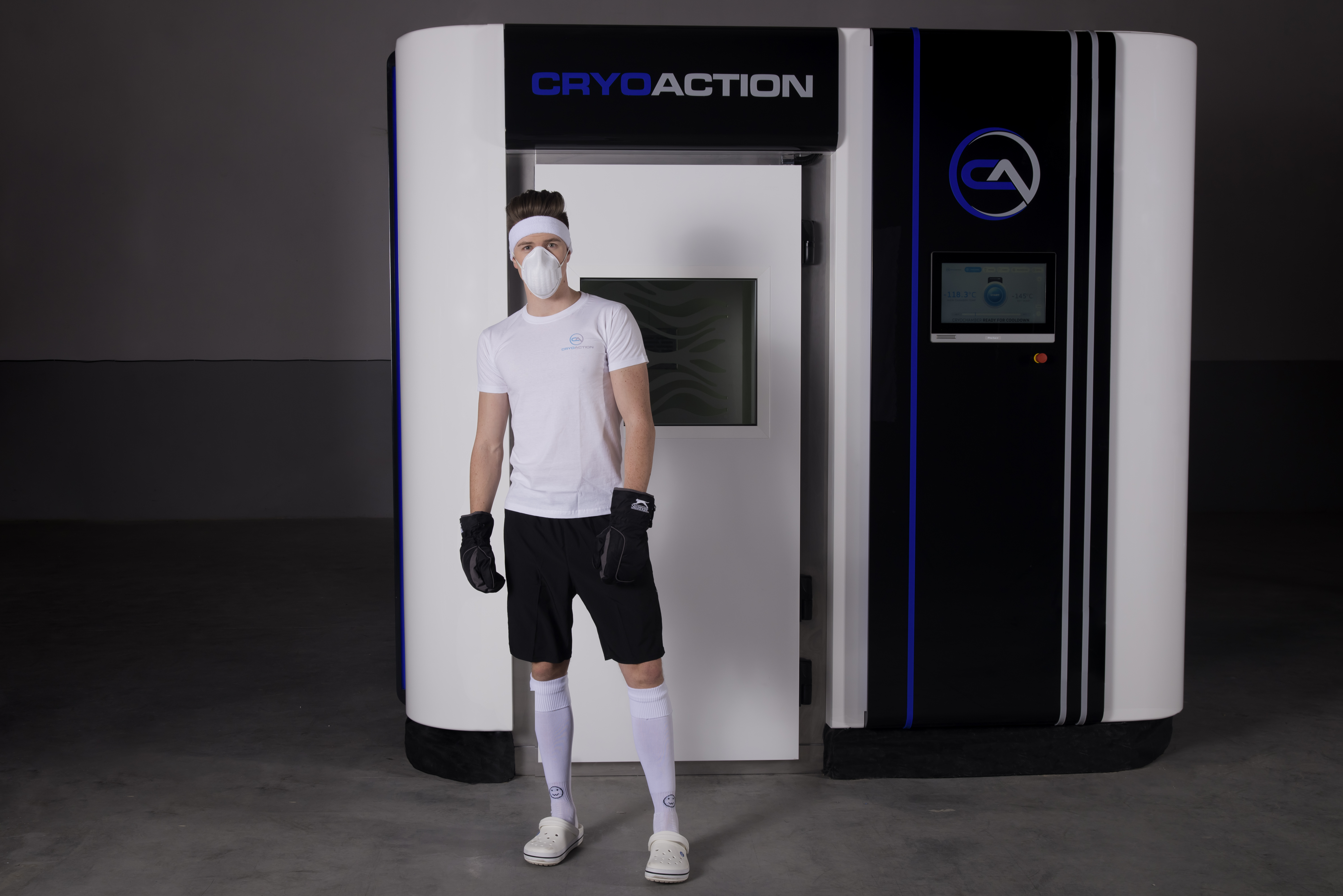 Cryotherapy fitness