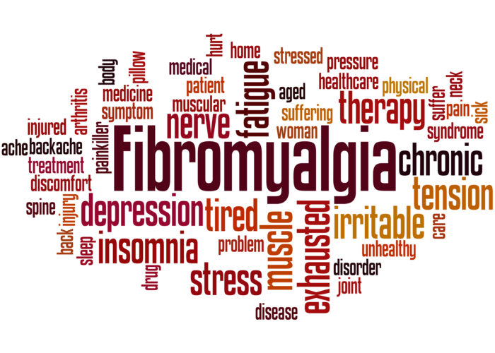 Fibromyalgia and MS research