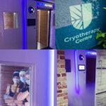 Light Blue Clinic Installation